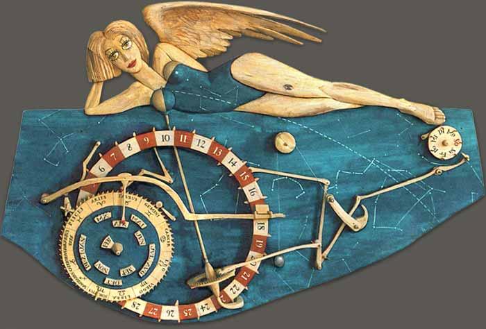 Angel's calendar by LUDViK CEJP